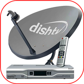 REMOTE TV DISH/DTH UNIVERSAL 1.1