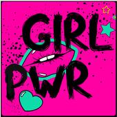 Freche Sprüche Bilder Girl Power 0.95