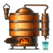 Alcohol Factory Simulator 2.1