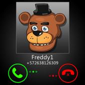 Fake Call Freddy Joke 1.2