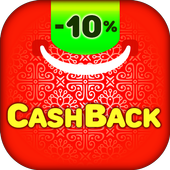 Cashback from AliExpress goods 1.1.12