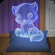 Hologram Kitten 3D Simulator 1.7
