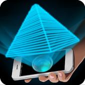 Hologram Pyramid 3D Simulator 1.2