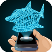 Hologram Shark 3D Simulator 1.3