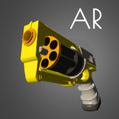 AR Nerf UFO Game Shooter : augmented reality 3d 1.0