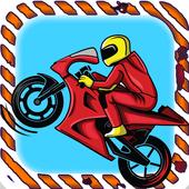 Brave Moto Rider 1.0