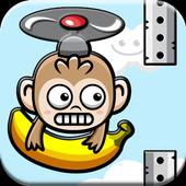 Banana Monkey Swing Copter 1.1