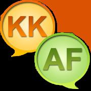 Kazakh Afrikaans Dictionary 1.100