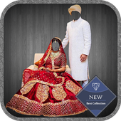 Couple Traditional Photo Suit Editor 1.0