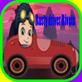 Rusty driver Rivets adventure 1.0