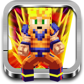 Saiyan Minecraft Mod 1.0