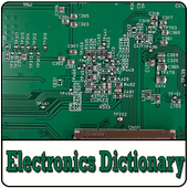 Electronics Dictionary & words 1.1