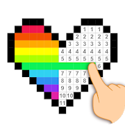 Pixel Art Color By The Block Number 1 3 16 Apk Download Android