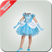 Princess Kids Photo Suit 1.1