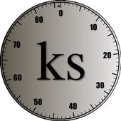 SI (Kiloseconds) Metric Clock 1.1