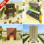 Redstone pistion map for MCPE 1.4
