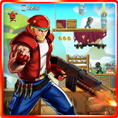 Shooter Warrior Weapon War 1.0.1