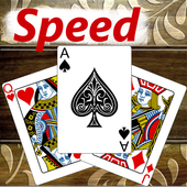 Speed - Spit Card Game Free 2.1.0