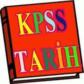 KPSS Tarih Konu Anlatımı 1.0