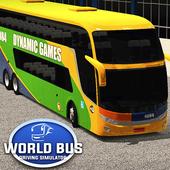 Skins World Bus Driving Simulator 9.1