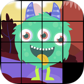 Slide Puzzle - Monsters 1.0.1