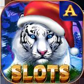 Xmas Winter Tiger Slots