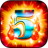 Casino Slots:Hot Burning Fives 1.0