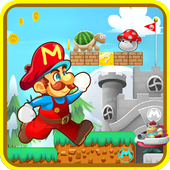 Smash Adventure Jungle Mario 1.0.0