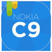 Launcher Theme for Nokia C9 1.0