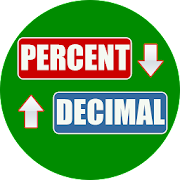 Percent to Decimal Converter 1.0