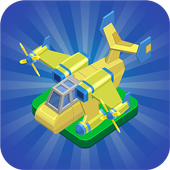 Merge Plane Space - Idle Space Click Tycoon 1