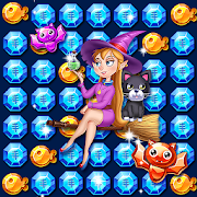 Witch Magical Jewel Star 1.6