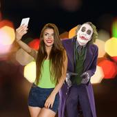 Selfie with Heath Ledger Joker 1.0