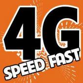 4G Speed Up Internet Fast 4.5