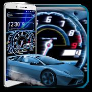 Car Speedometer Neon Theme 1.1.5