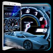Car Speedometer Neon Theme 1.1.6