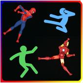 Stick Superhero Fight 1.6