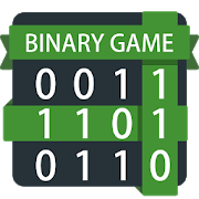 Binary Grid Puzzle - Math game 1.5
