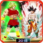 Super Saiyan Goku : ULTIMATE BATTLE 1.38