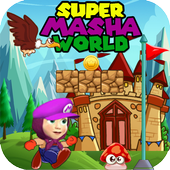 Super Masha World 1.3