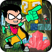 Titans Go SuperHero Run. 0.1