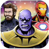 Create your Own Avenger Infinity Wars Hero 1.4