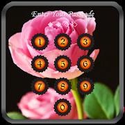 Pink Rose Lock Screen 1.1