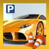 Sport Car Park Driving City 1