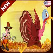 Thanksgiving Turkey Crazy Run 1.0