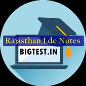 Rajasthan Ldc Notes 1.0