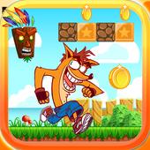 Temple Bandicoot Jungle Adventure 1.0
