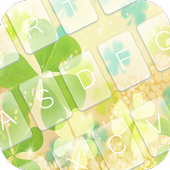 Clover Keyboard Theme Keypad