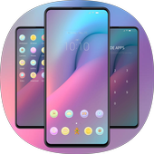 Colorful theme Interspersed with columnar geometry 2.0.1