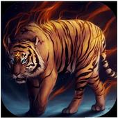 Tiger King Live HD Wallpaper 1.1.6